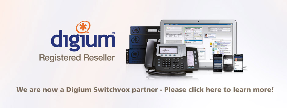 Registered Digium Switchvox Partner